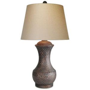 Elegancka lampa stojąca do sypialni lub salonu