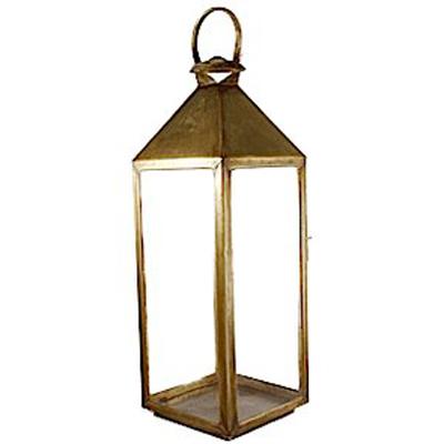 Miedziany lampion