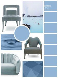 Pantone Airy Blue